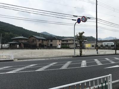 【外観】柏原事業用貸地