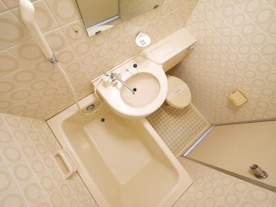 【浴室】三条さやかビル