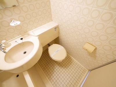 【トイレ】三条さやかビル