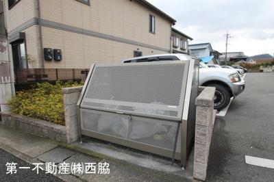 【その他共用部分】アミカルコートB棟