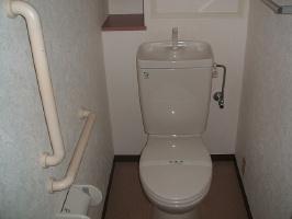 【トイレ】平野元町日興マンション