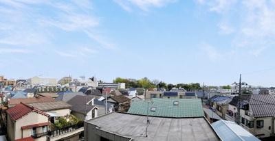 【展望】ニュー高円寺コーポラス