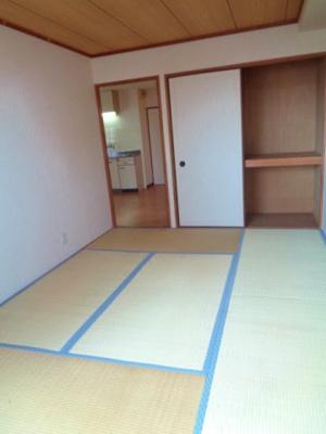 【寝室】プレアール駒川Ⅱ