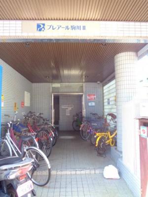 【エントランス】プレアール駒川Ⅱ