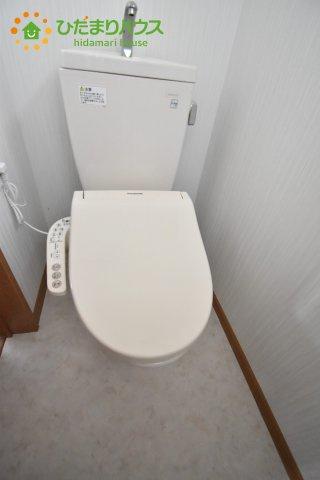 【トイレ】西区三橋6丁目 中古一戸建て