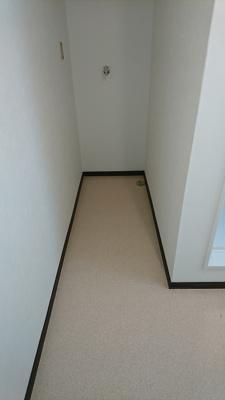 2階洗濯機置き場