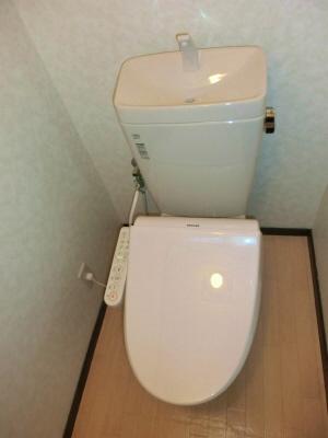 【トイレ】フォーブル幸