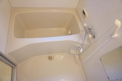 【浴室】クリスタルグランツ難波南ポルックス