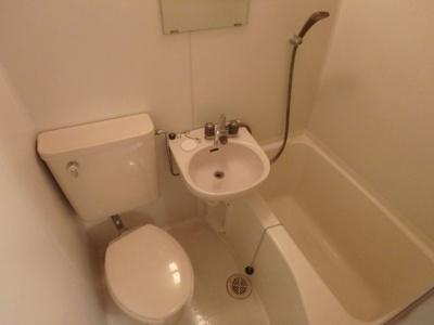 【浴室】ロイヤルマンション