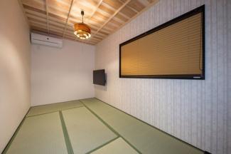 【内装】中京区西ノ京池ノ内町 ゲストハウス