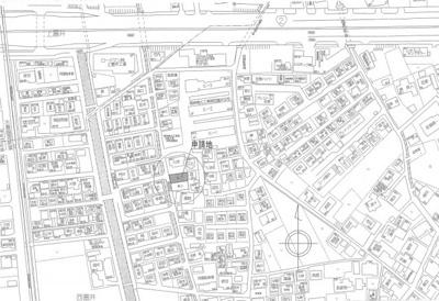 【地図】セルリアンステージ西富井