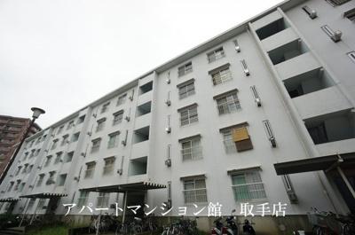 【外観】ビレッジハウス台宿1号棟