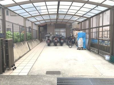 【駐車場】岸和田市田治米町 戸建