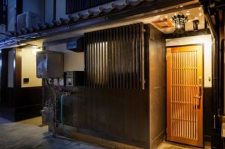 京都市東山区常盤町 侍邸