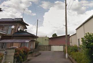 【前面道路含む現地写真】守山市播磨田町 中古戸建