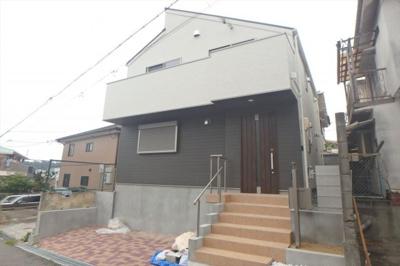 【外観】垂水区南多聞台3丁目 新築戸建