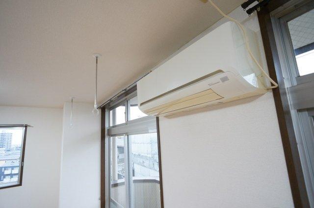 空調設備&ホスクリーン