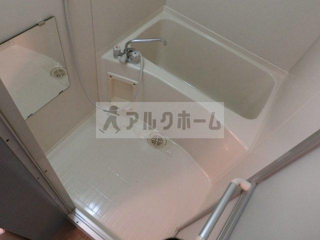 山下マンション 風呂