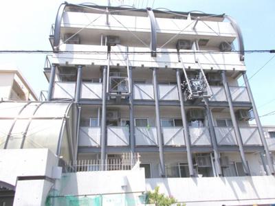【外観】キューブ南武庫之荘Ⅲ