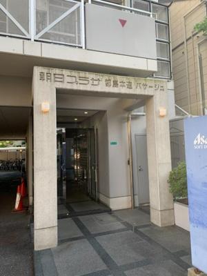 【エントランス】朝日プラザ都島本通パサージュ