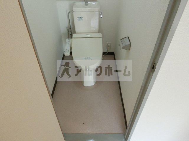 マンションパール 柏原市 トイレ