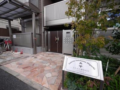 【エントランス】ラテルネ 横浜大口