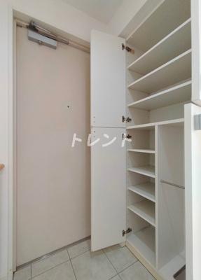 タッチキー式エレベーター