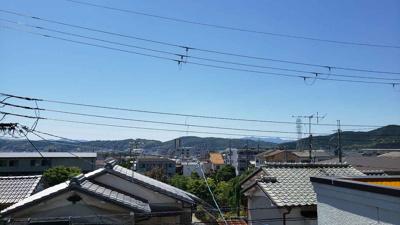 【展望】京都市山科区小山南溝町