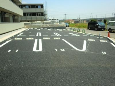 【駐車場】Jist