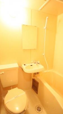 【浴室】サンメゾン・フジミ