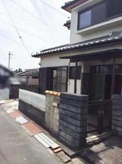 【外観】栗東市上鈎 中古戸建(収益物件)