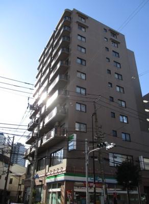【外観】グランロイヤル曳舟 角部屋 リノベーション 78.33㎡ オートロック