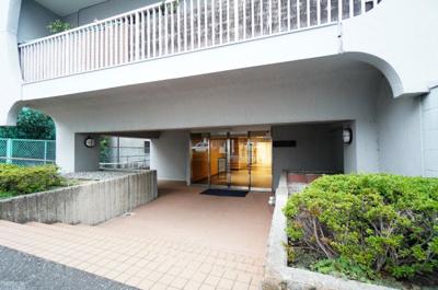 【エントランス】青木町スカイハイツ