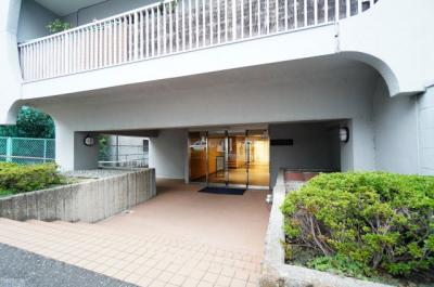 【エントランス】川口青木町スカイハイツ
