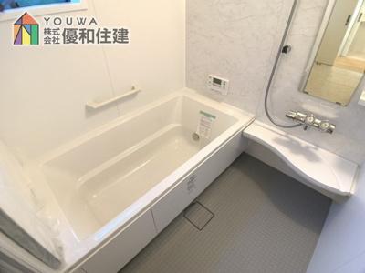 【浴室】神戸市垂水区西舞子4丁目 新築戸建