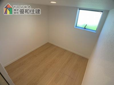 【収納】神戸市垂水区西舞子4丁目 新築戸建