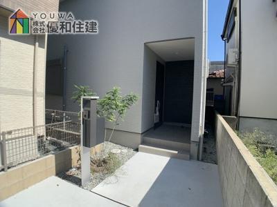 【外観】神戸市垂水区西舞子4丁目 新築戸建