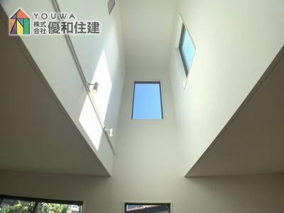 【居間・リビング】神戸市垂水区西舞子4丁目 新築戸建