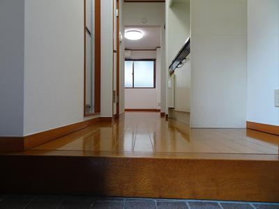 【玄関】エクセル代田橋