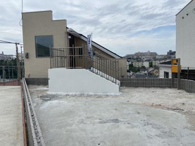 【外観】神戸市垂水区多聞台2丁目 新築戸建