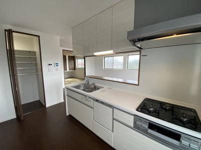 【キッチン】神戸市垂水区多聞台2丁目 新築戸建