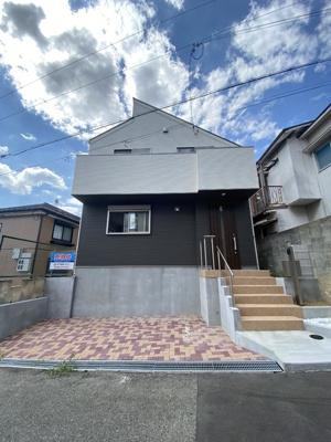 【外観】神戸市垂水区南多聞台3丁目 新築戸建