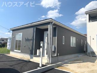 羽島市上中町一色で登場!平屋の新築戸建!!間取りゆったり4LDK+土間収納!!