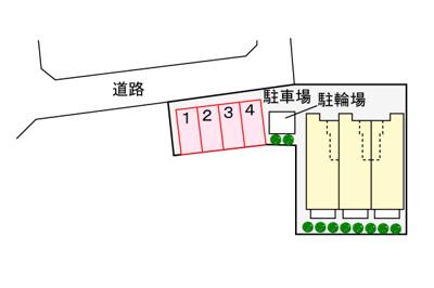 【駐車場】デフィ戸田