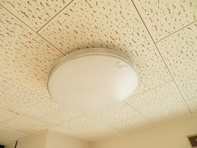 照明器具付 別のお部屋のお写真となります。