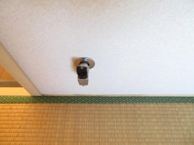 ガスファンヒーターを無償で借りれます 別のお部屋のお写真となります。
