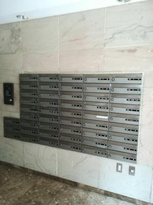メールボックス。