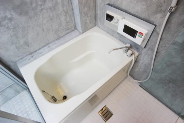 【浴室】ハーミッツセル天神橋