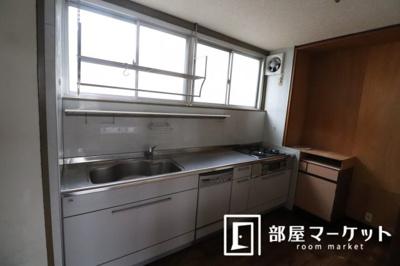 【キッチン】マルクラ住居