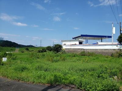 【外観】鳥取市服部土地